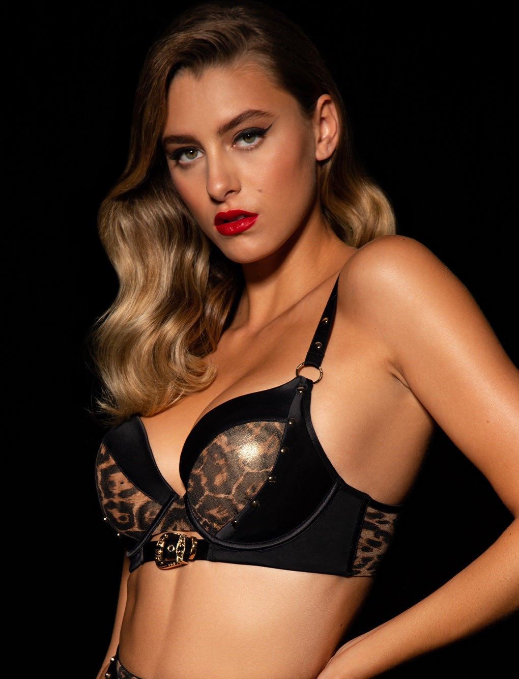Briony Push Up Bra