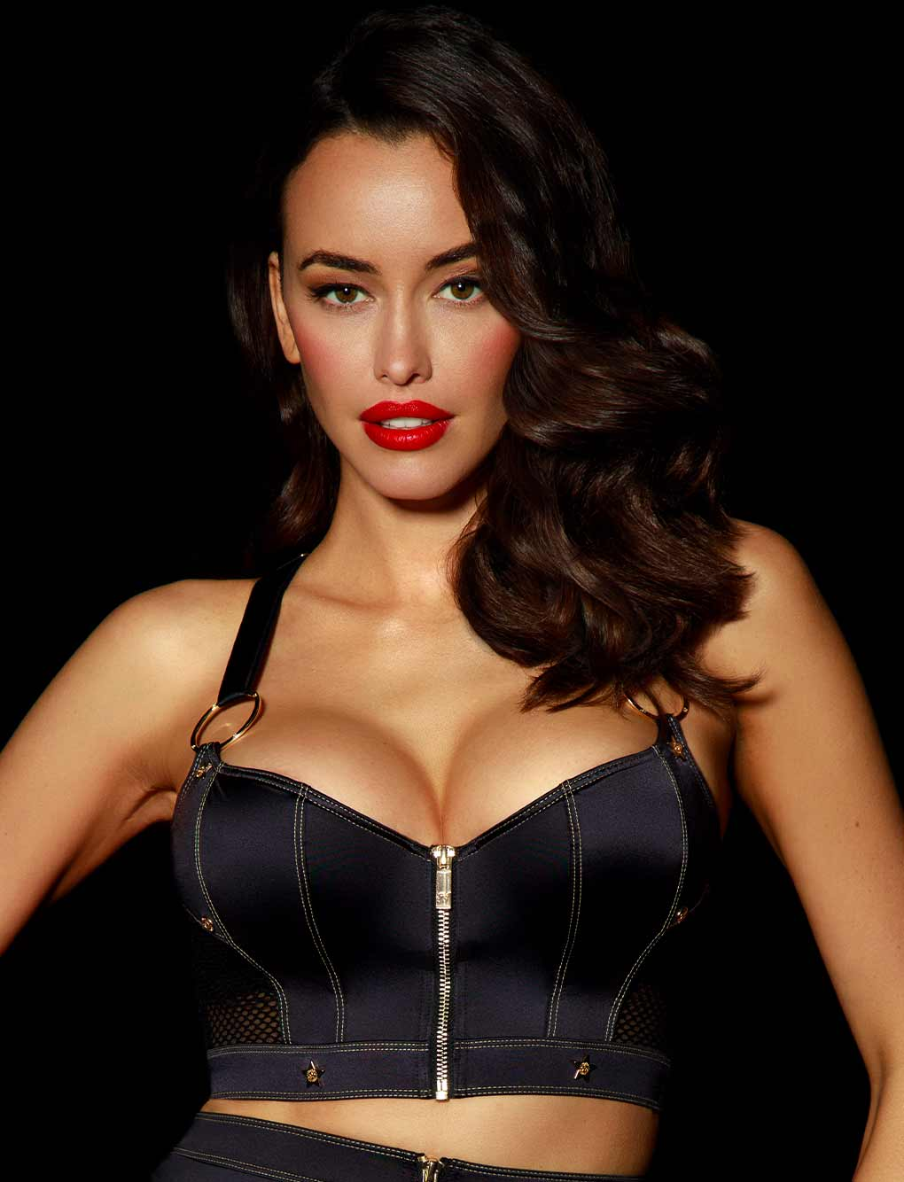 Bronnie Push Up Bra | Shop Bras | Honey Birdette