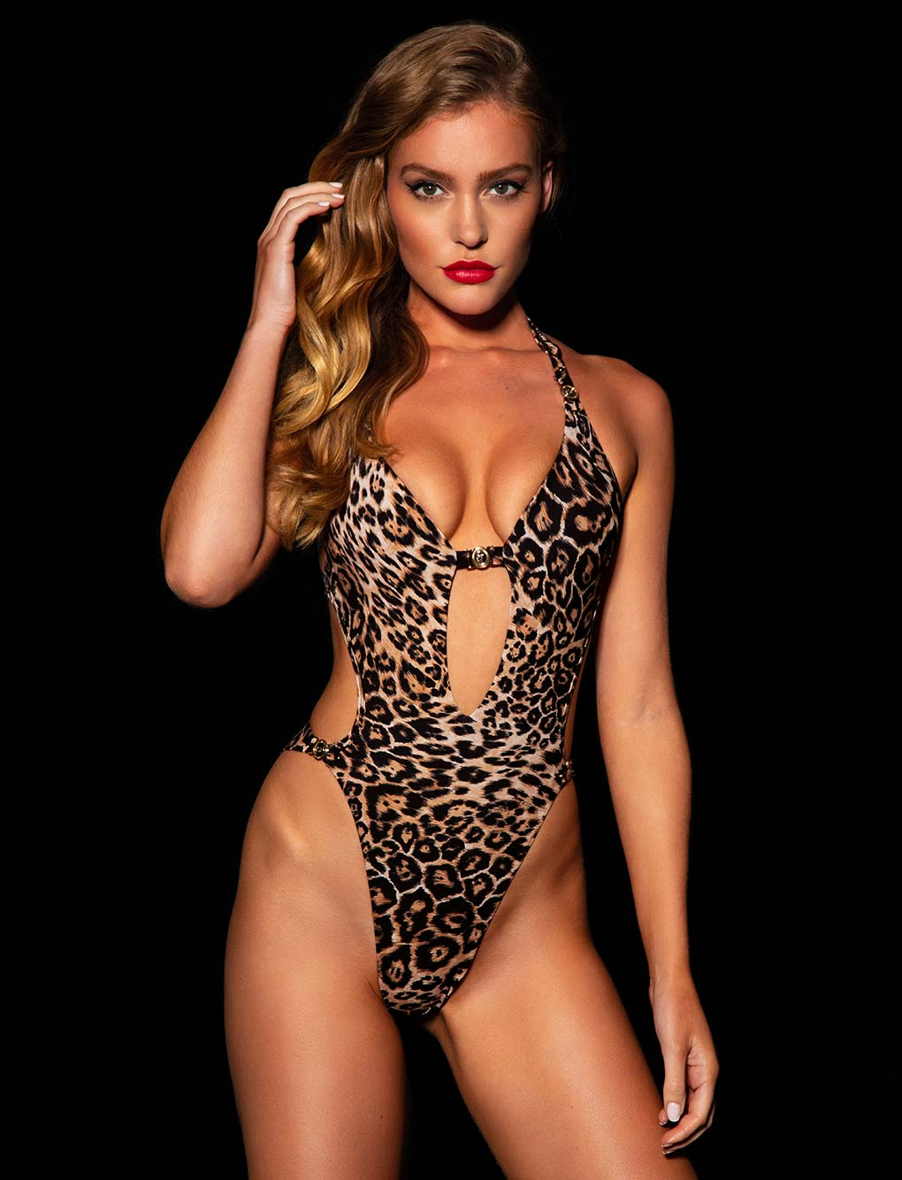 Dakota Jaguar Swimsuit