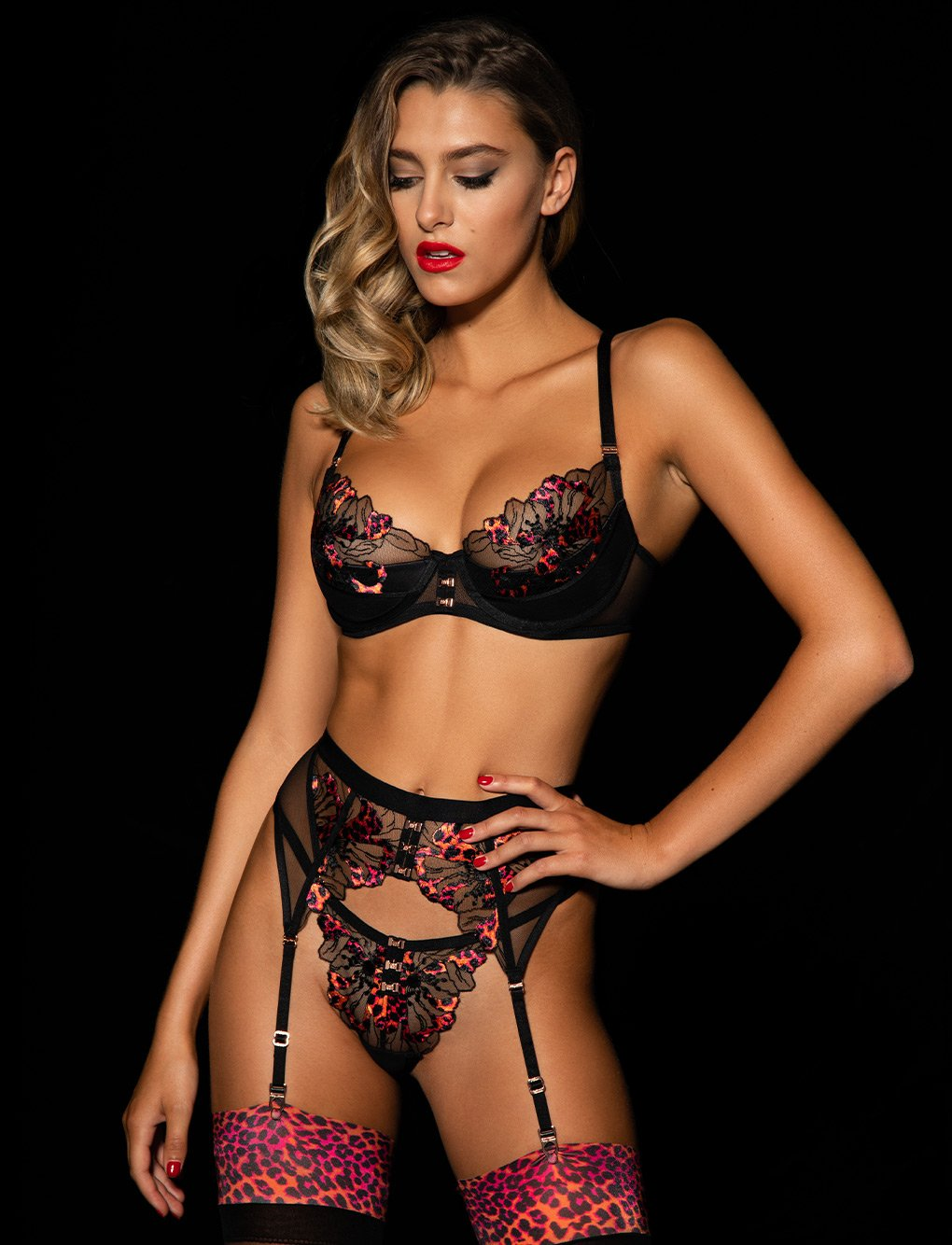 Darrien Bra 3 Piece Set