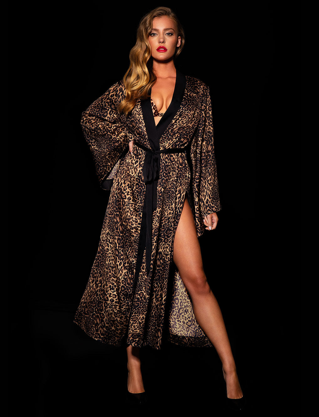 Jaguar Robe