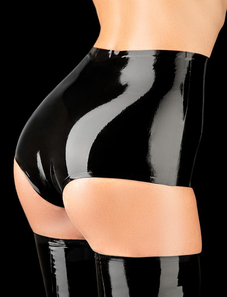 Latex Hotpant