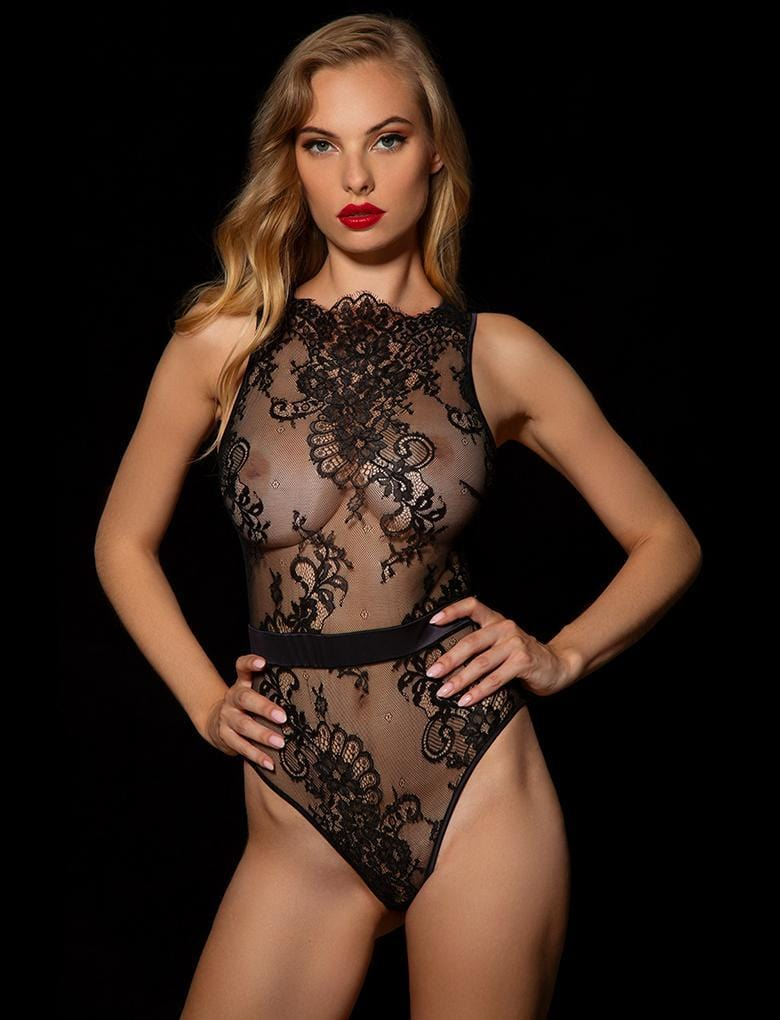 Maria Bodysuit - Shop Lingerie | Honey Birdette