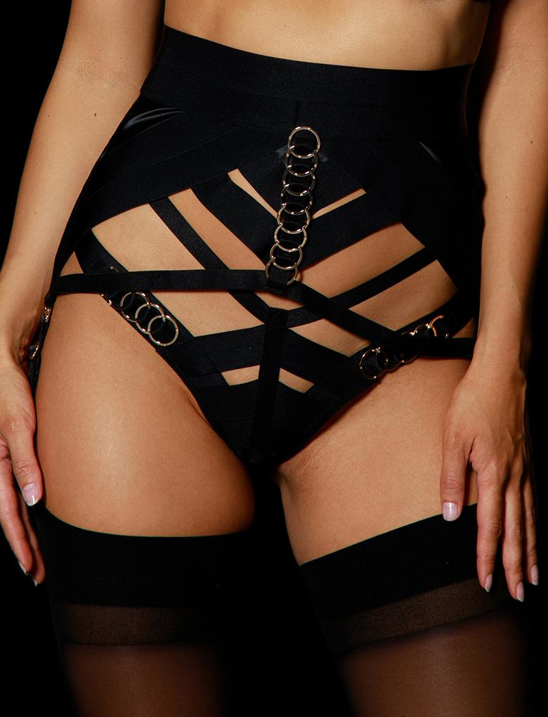 Riley Garter Belt