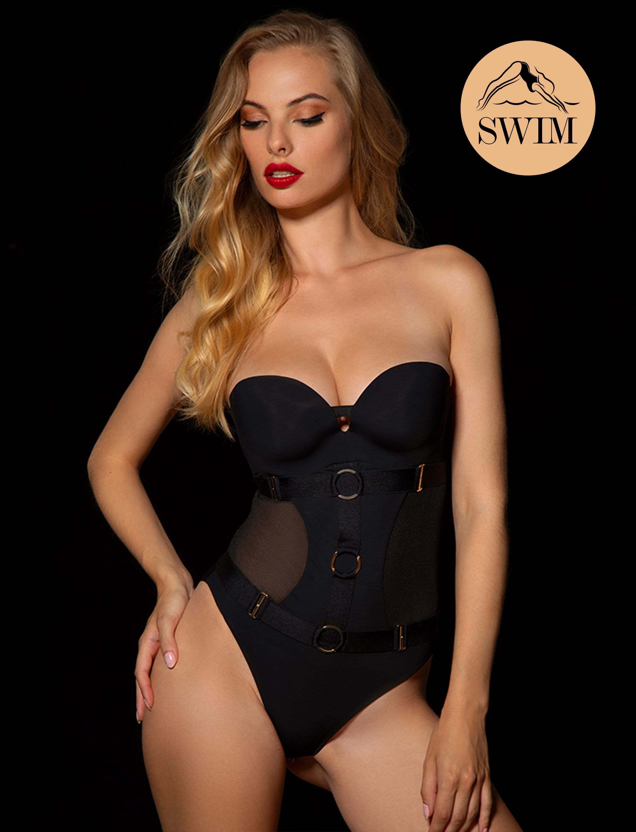 Octopussy Swimsuit - Shop Swimwear | Honey Birdette