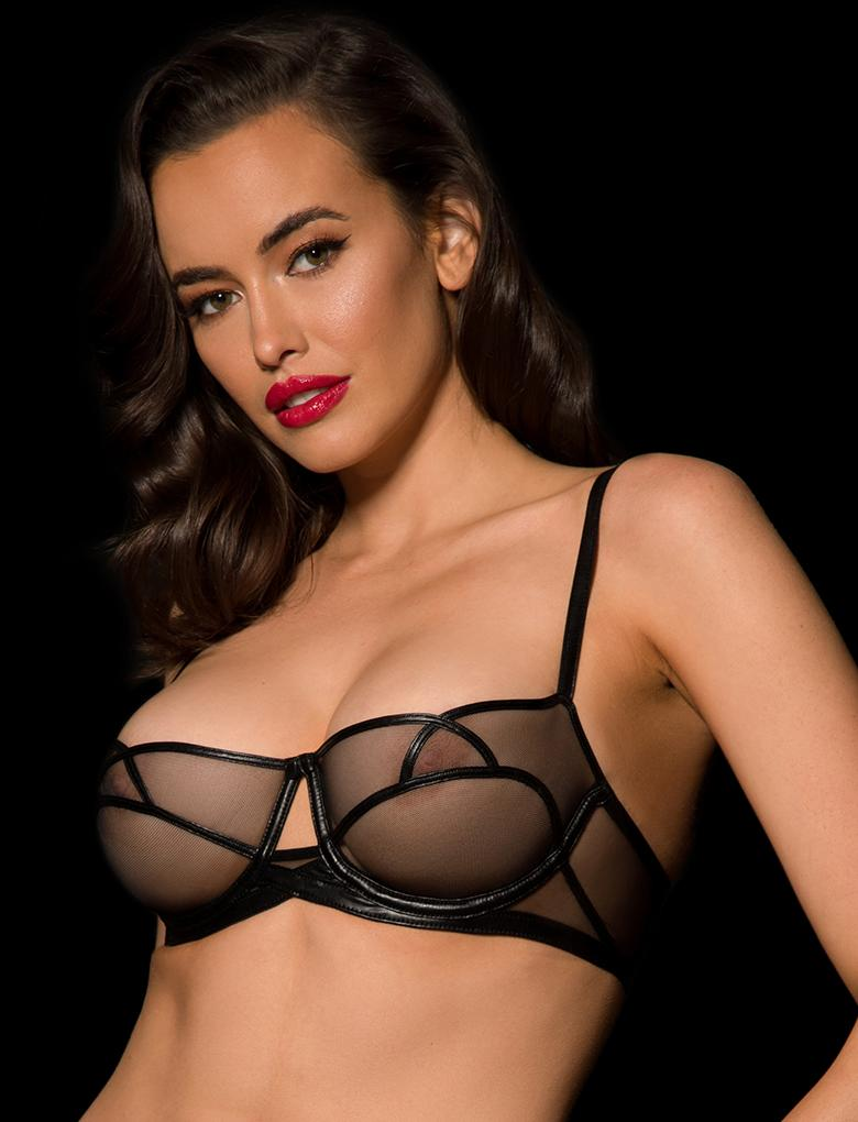 Saskia Underwire Bra | Shop Lingerie Honey Birdette
