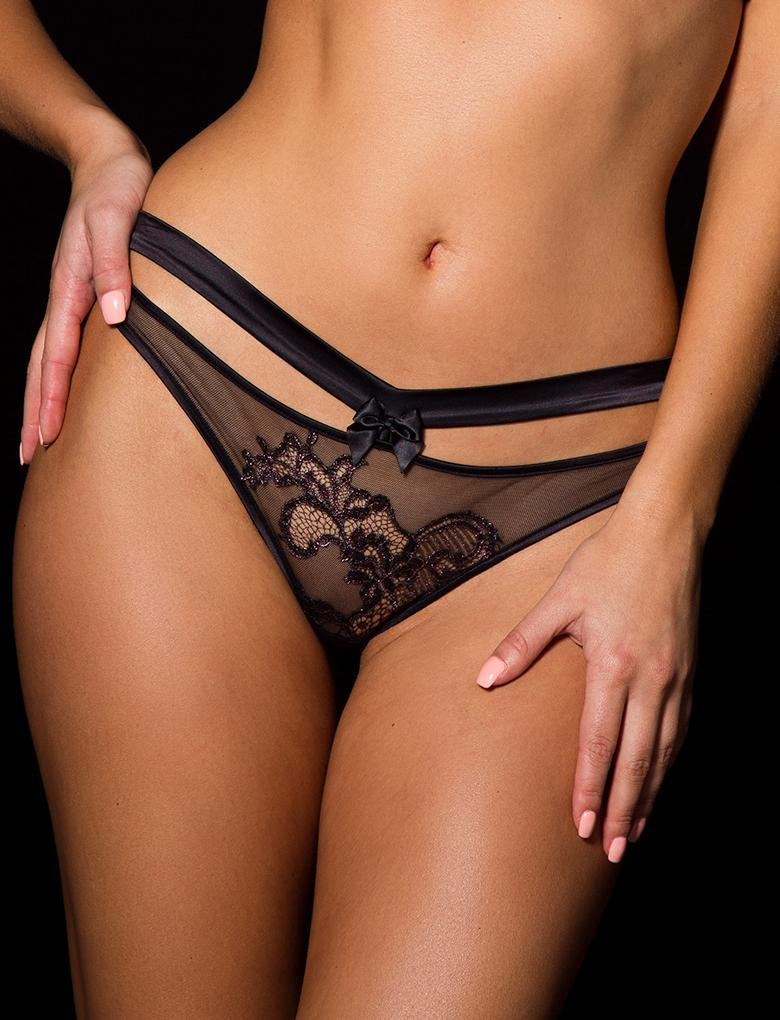 Valentina Lace Panty - Shop Lingerie | Honey Birdette