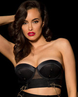 Zeppelin Push Up Bra | Bra | Honey Birdette Shop Lingerie