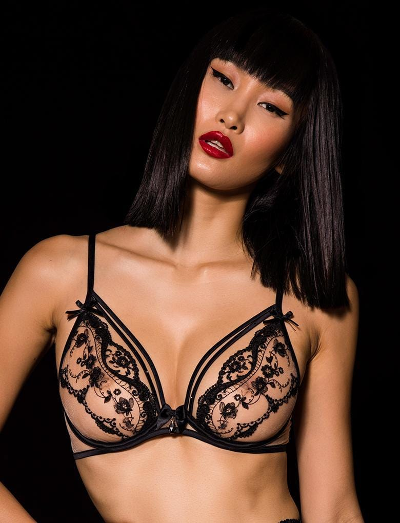 Zoe Soft Cup Bra - Shop Lingerie | Honey Birdette