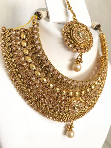 Indian Bridal Neckalce Set