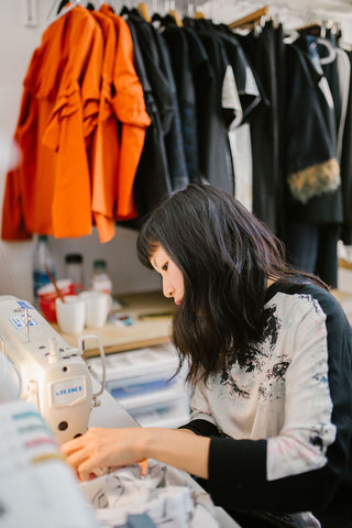 A.Oei Studio Custom Clothing Sewing