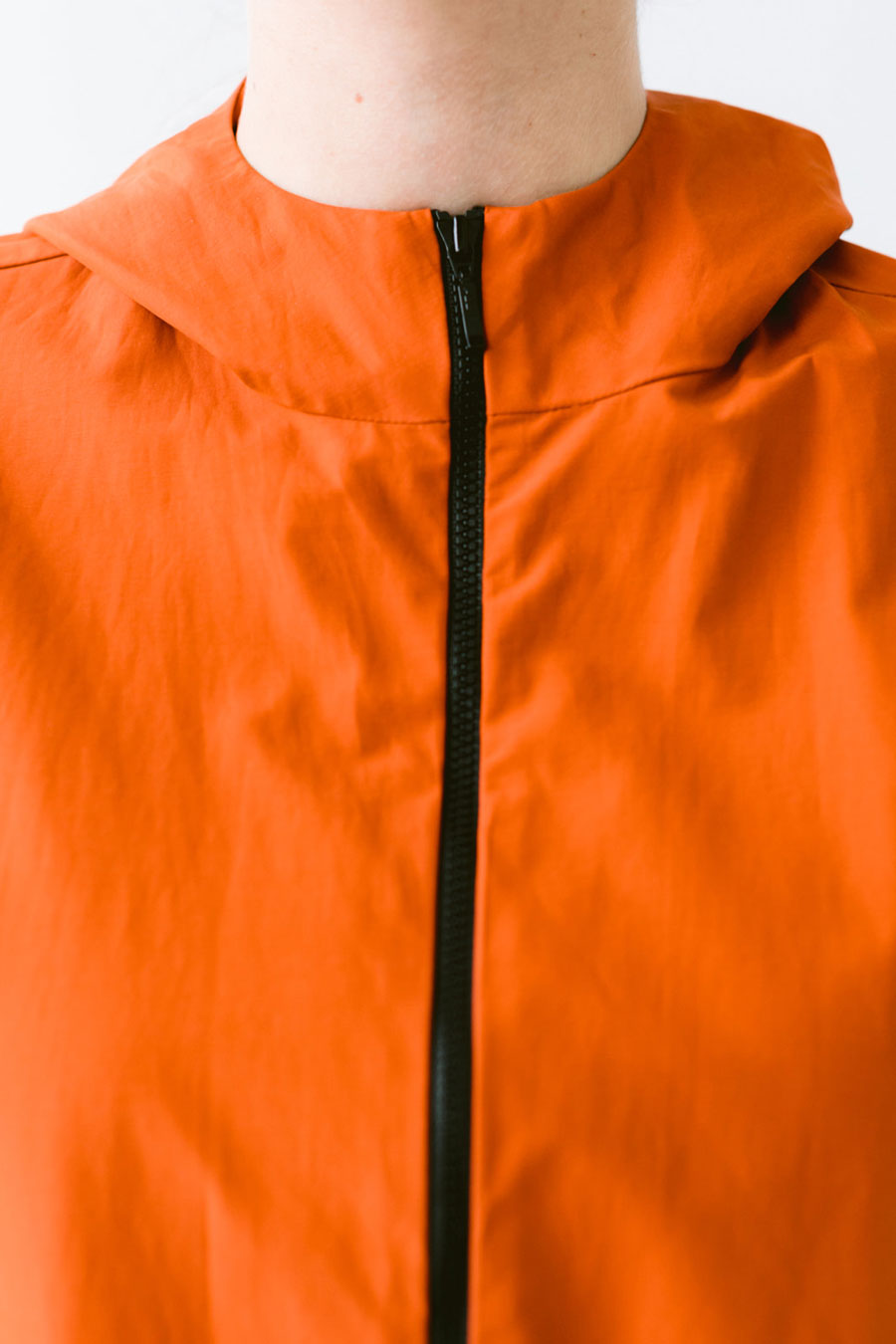 Windbreaker Jacket - Rust