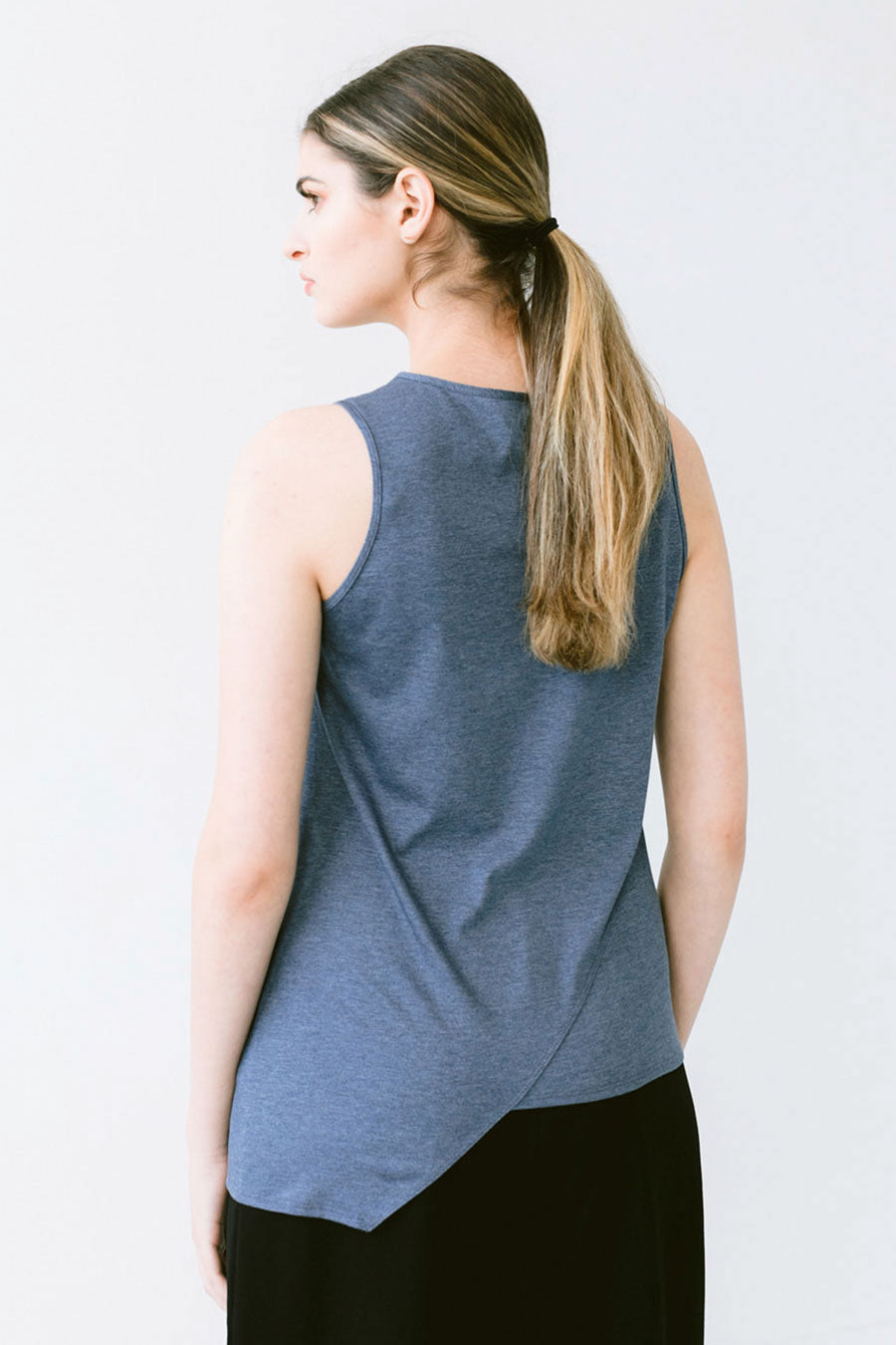 Jil Top - Blue