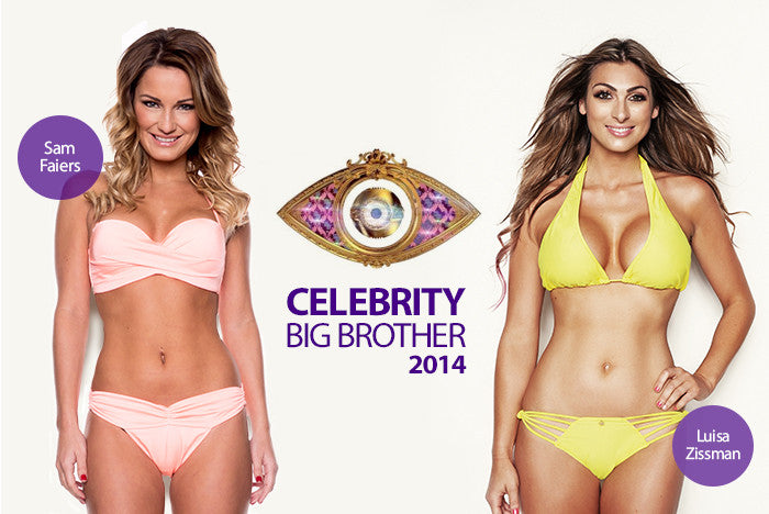 Two FORZA Ambassadors Enter the Celebrity Big Brother House