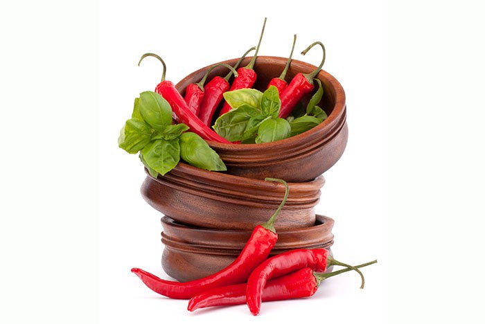 Hot Off the Press - Chilli Peppers Linked to Rapid Weight Loss