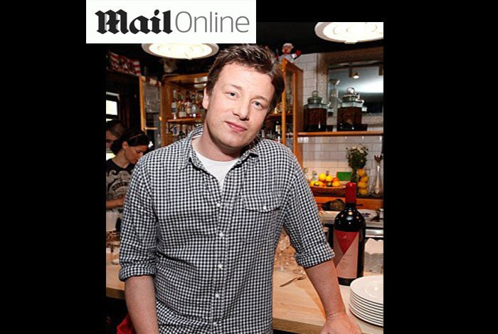 Jamie Oliver is Our Favourite TV Chef