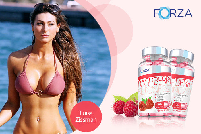 Luisa Zissman is Shaping Up Nicely!
