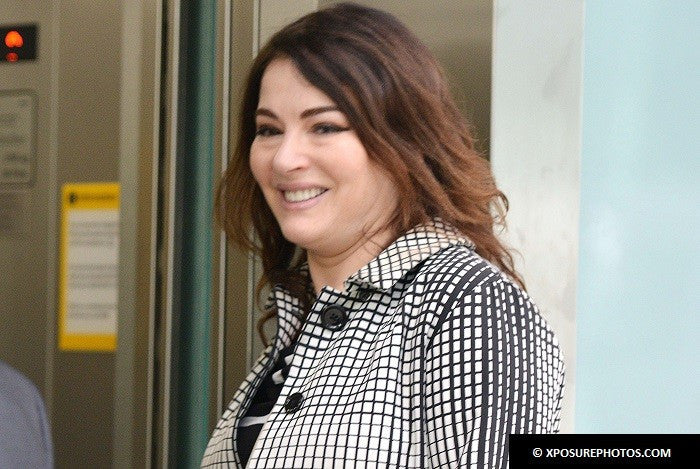 Puffy Nigella Lawson Slims Down To Look Her Best
