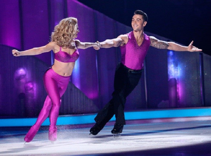 Ray Quinn Wins Dancing on Ice