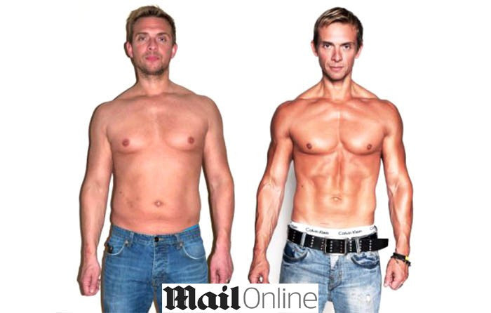 Coronation Street's Scott Wright Uses FORZA to Achieve His Dream Body