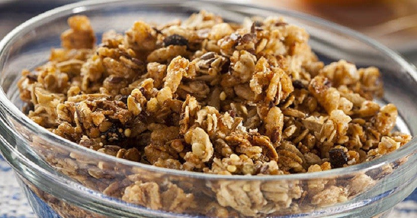 Meal of the Week - Sweet & Sticky Granola