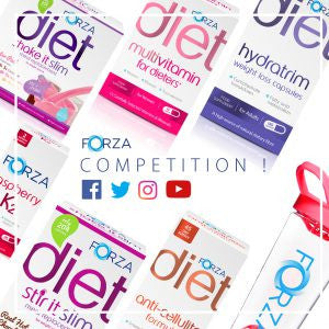 WIN a FORZA Diet Hamper Worth Over £200