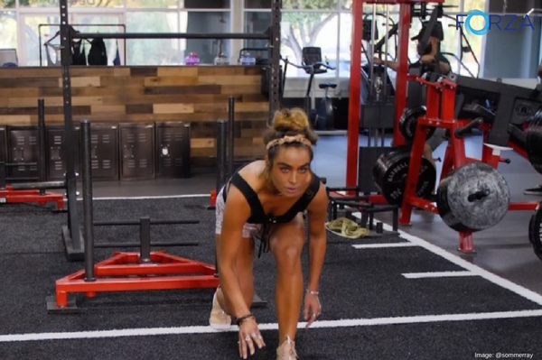 Forza Fit50 – 1st Place: Sommer Ray
