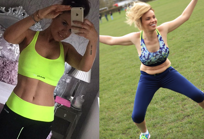 Maria Fowler reveals the cruel comment which inspired her new body blitz