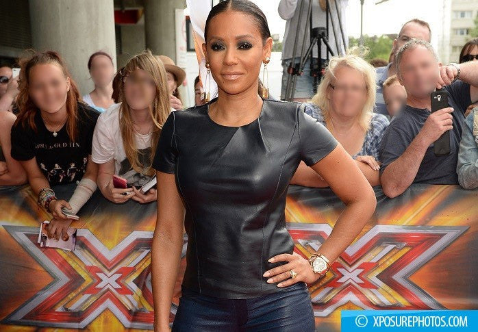 Mel B dazzles at America's Got Talent event – but her X Factor job could be up for grabs