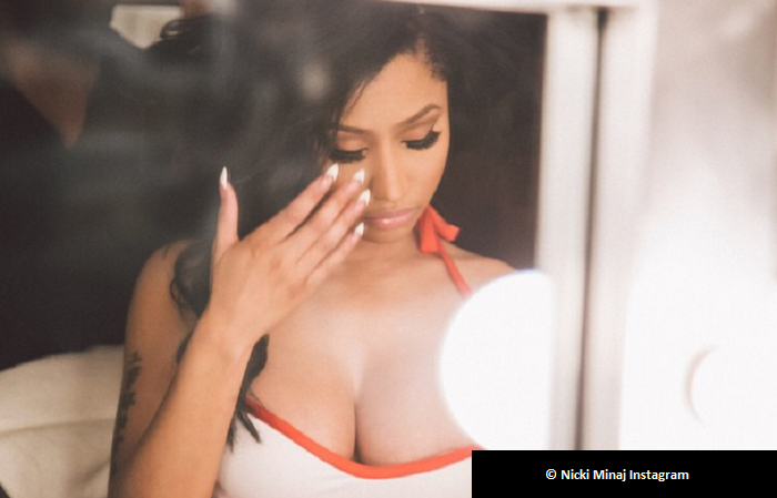 Nicki Minaj's Curvy Instagram Shows Her Legendary Figure & Fuels Rumours On Engagement