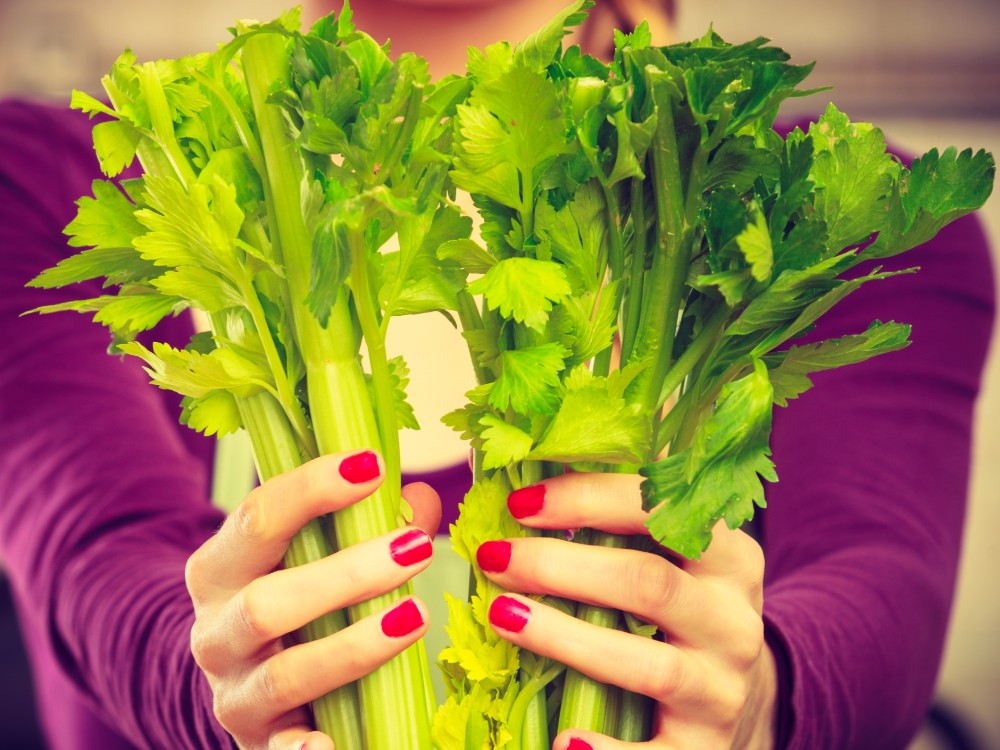 The Celery Diet..Should we believe the hype?