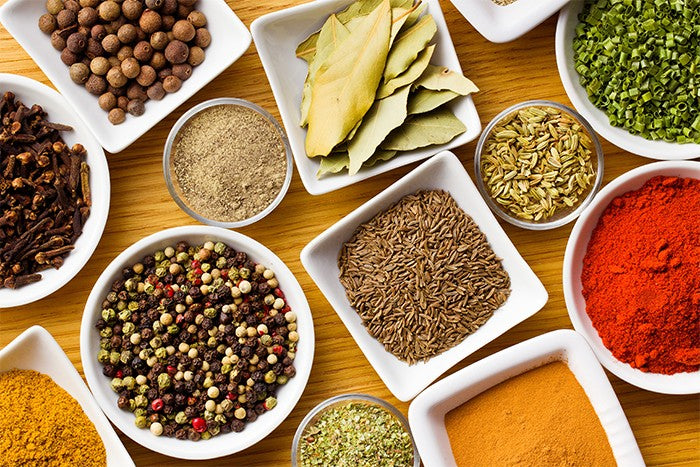 Middle Eastern herbs for ramadan