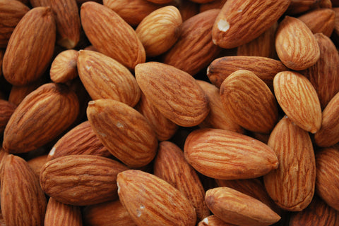 Almonds plant based protein