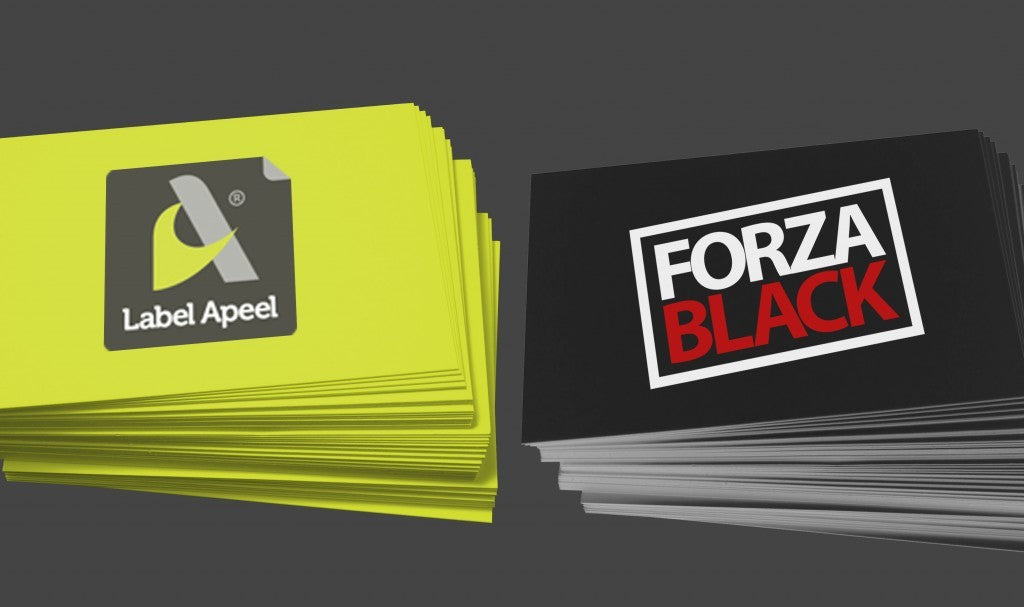 FORZA Teams Up with Label Apeel for awards