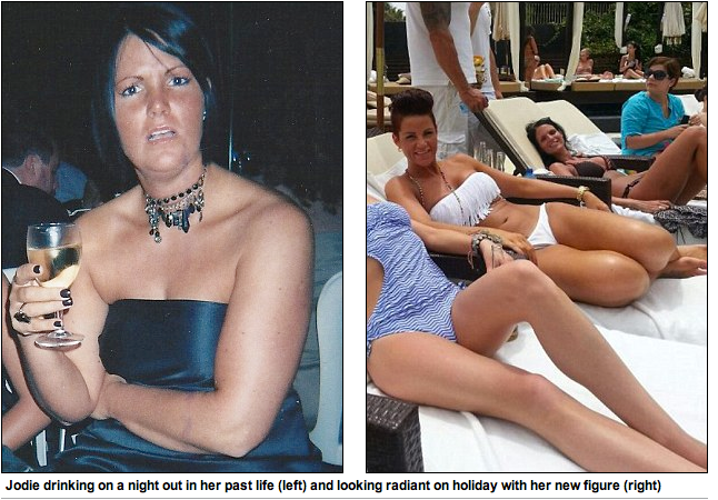 Dani Kirkova member of the british navy loses weight and enjoys a bit of sunbathing