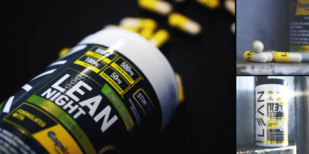 New Lean Day & Night Capsules | FORZA