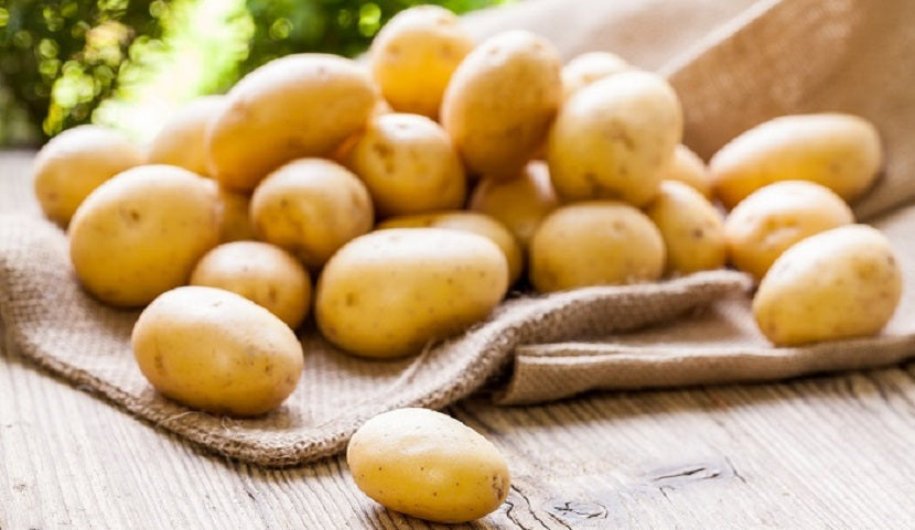 Potatoes are carbohydrates