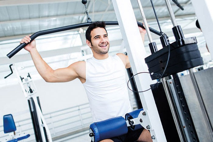 Quick and easy exercise tips at the gym