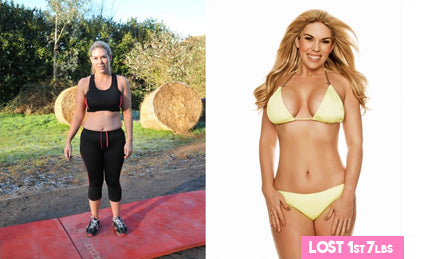 Frankie Essex from The Only Way Is Essex weight loss transformation before and after