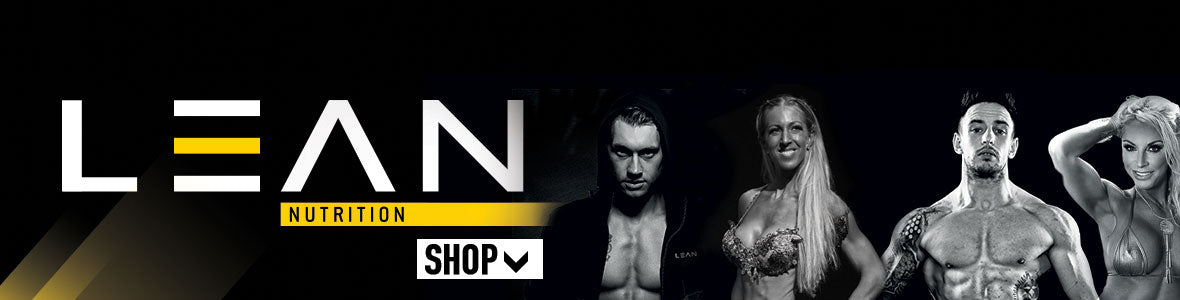 Lean nutrition shop, take your nutrition to the next level
