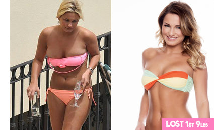 Sam Faiers from The Only Way Is Essex weight loss, before and after transformation