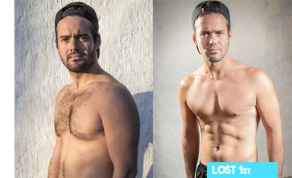 Spencer Matthews from Made In Chelsea gains muscle and loses weight, before and after