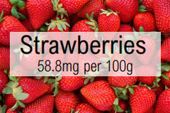 Vitamin C in Strawberries | FORZA