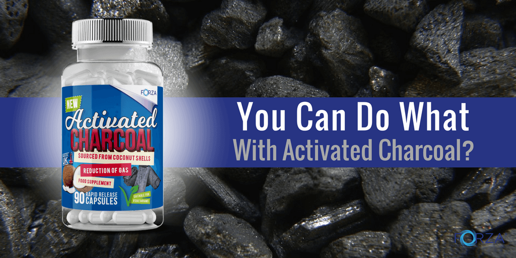 Activated Charcoal - Uses and benefits | FORZA