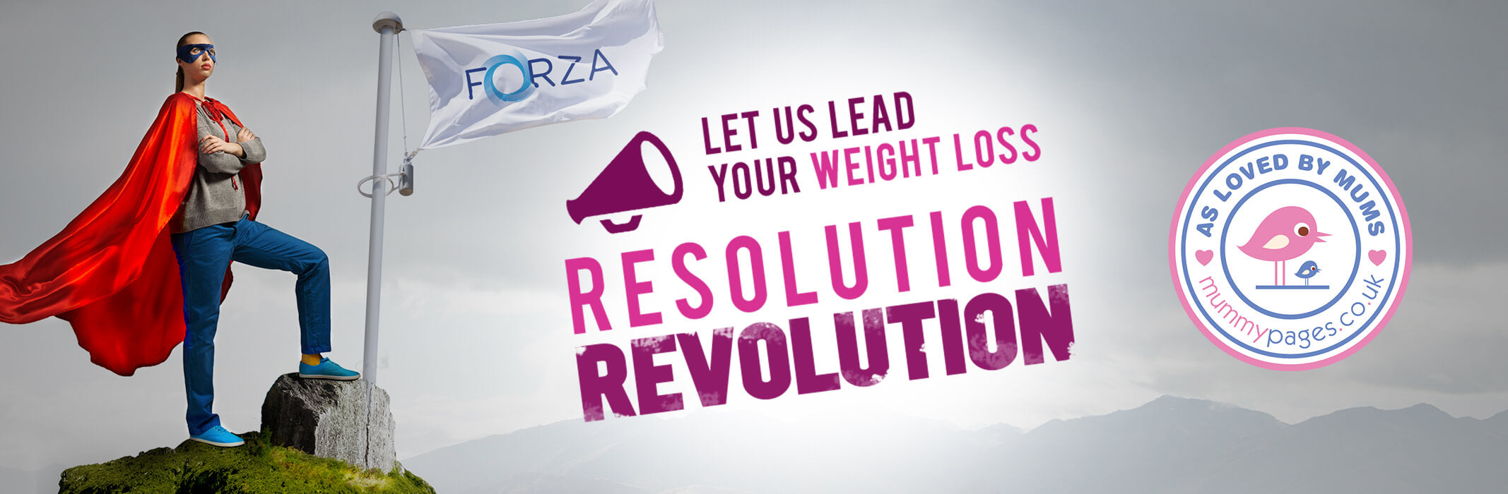 FORZA Weight Loss Resolution Revolution