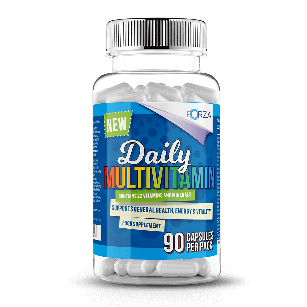 FORZA Daily Multivitamin – 90 Capsules
