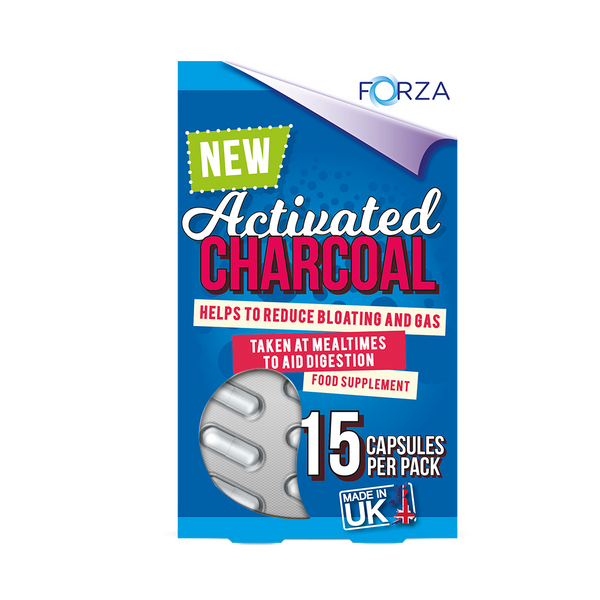 FORZA Value Activated Charcoal