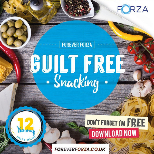 Guilt-Free Snacking eBook - FORZA Supplements