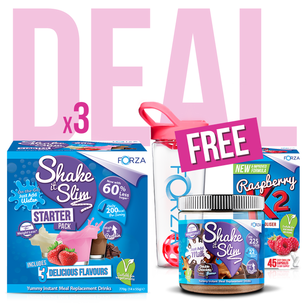 Shake It & Bake It Mega Deal For Weight Loss
