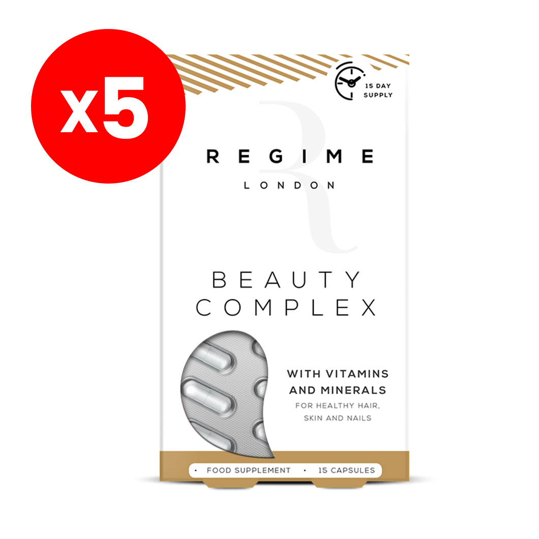 REGIME Beauty Complex 15 Capsules - Bundle of 5